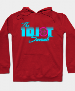 The Idiot Savants Hoodie EL5N0