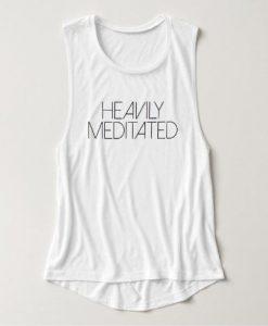 Heavly Meditated Tanktop AL17F1