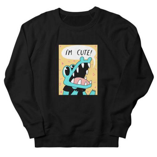 Im Cute Sweatshirt EL15F1