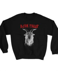 Black Phillip Sweatshirt AL13MA1
