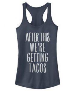 After Tacos Tanktop AL6MA1