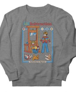 Learn About Subtraction Sweatshirt AG30MA1