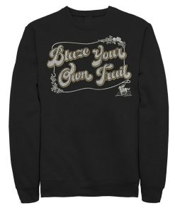 Blaze Your Own Trail Retro Sweatshirt AL6MA1