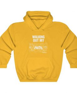 Walking out may fhit hoodie TJ2MA1
